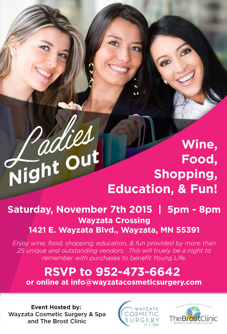 , Ladies Night Out Event