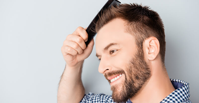 hair growth using PRP hair restoration