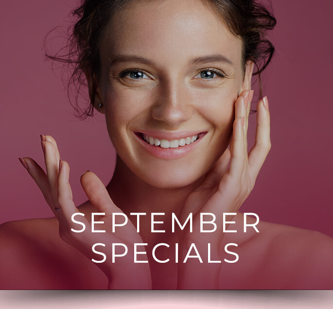 , September Specials are HERE!